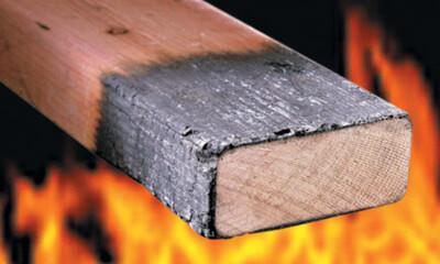 Огнезащитные краски для деревянных конструкций: принцип действия, стоимость