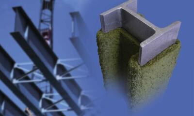 Огнезащитное покрытие для металлоконструкций: виды, расчет количества