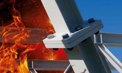 Огнезащитная краска для металлоконструкций: функции, виды, где купить